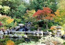 Kyoto Garden Holland Park London