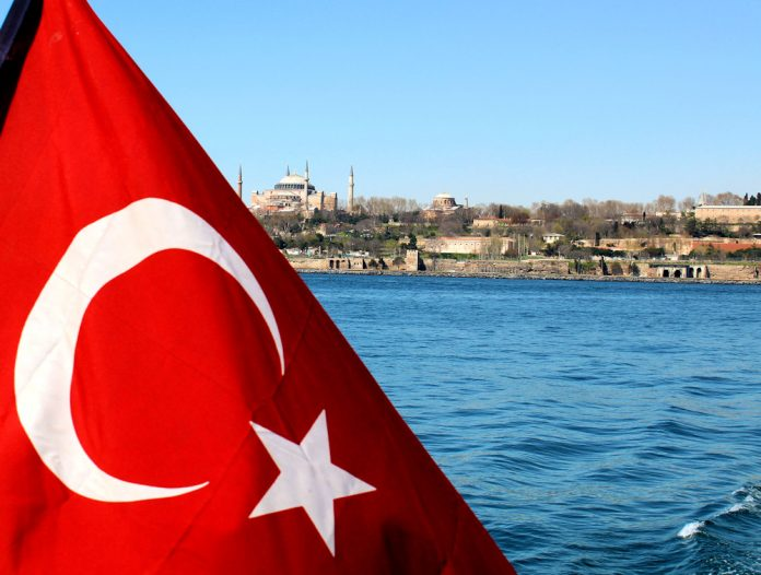 Ferry ride Istanbul