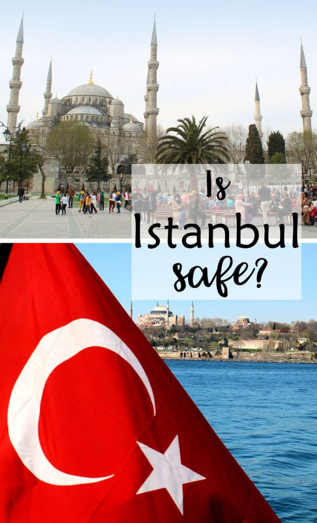 Sunny Journeys is Istanbul safe?