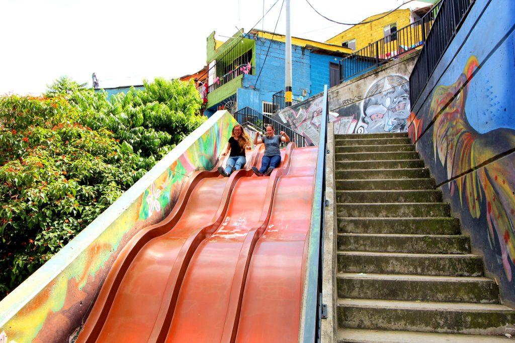 Medellin Comuna 13 Slide