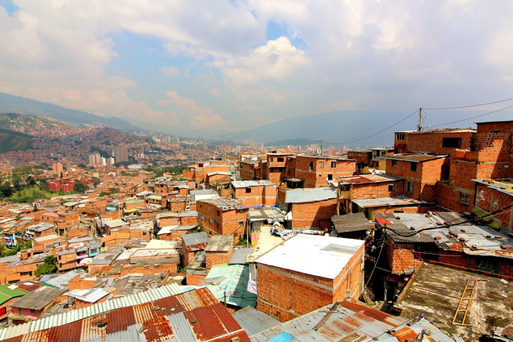 Medellin Comuna 13 View
