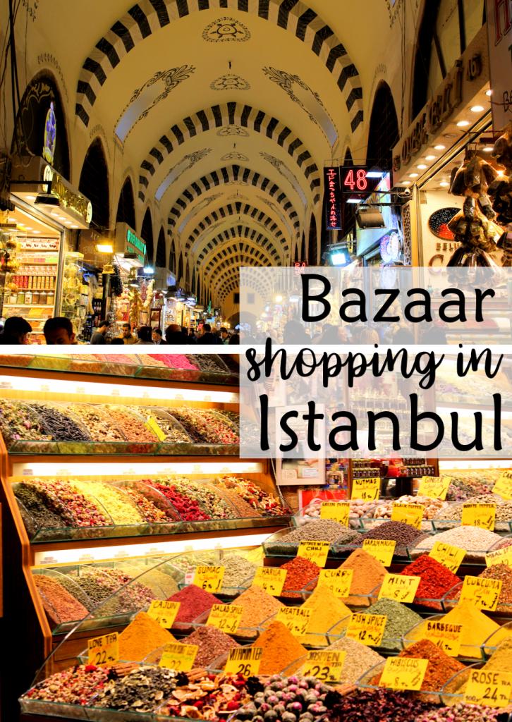 Pinterest Istanbul Bazaar