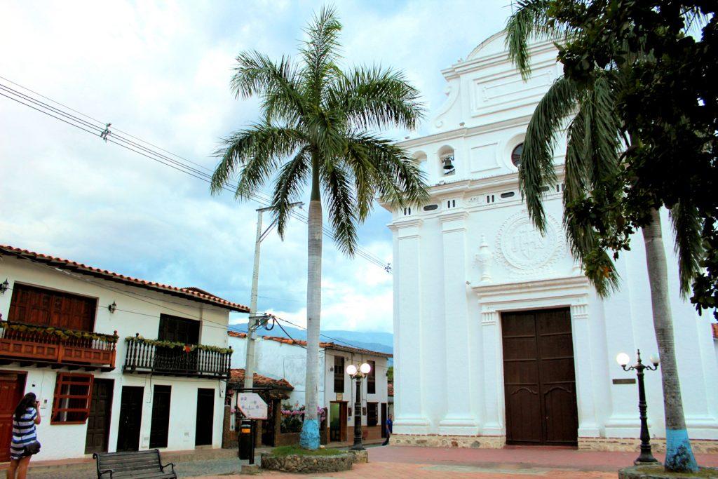 Me in Santa Fe de Antioquia