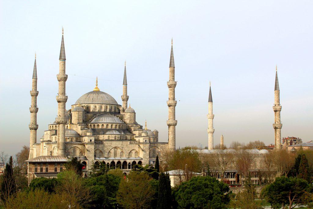 Blue Mosque view Seven Hills Istanbul restaurants